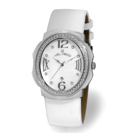 Dámské hodinky Helveco Bale - stříbrná