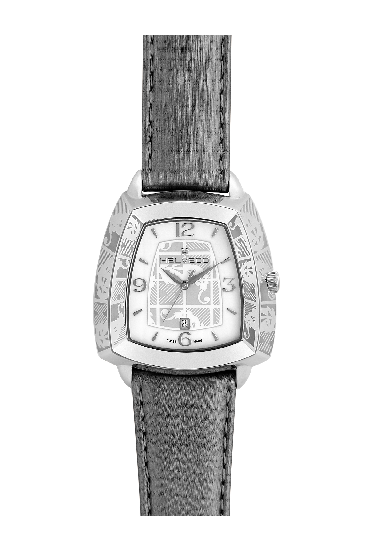 Dámské hodinky Helveco Almaz- stříbrné  369ae3f557