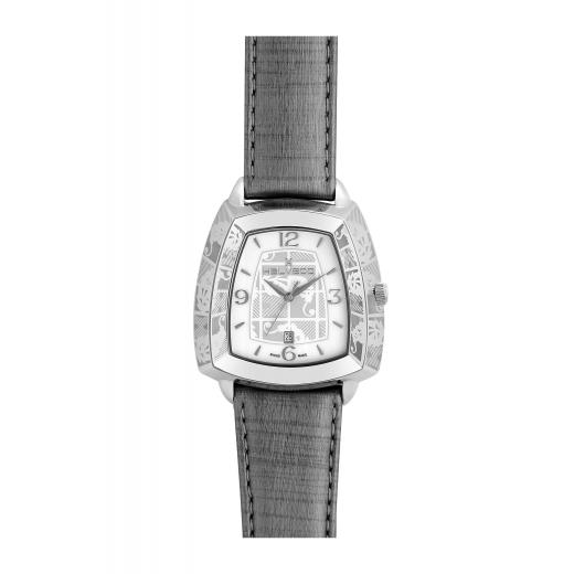 Dámské hodinky Helveco Almaz- stříbrné