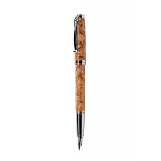 obrázek Plnící pero se zlatým hrotem Natura Birch