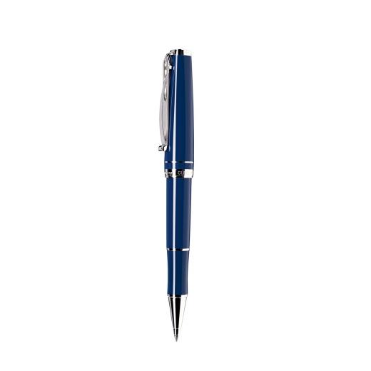 Kuličkové pero Cleo Skribent Platinum Blue