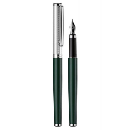Plnící pero Otto Hutt Design 01 zelené - víčko vlnka