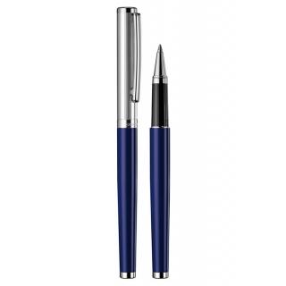 obrázek Keramické pero Otto Hutt Design 01 modré - víčko jemný proužek