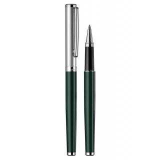 obrázek Keramické pero Otto Hutt Design 01 zelené - víčko jemný proužek