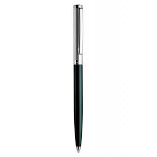 obrázek Kuličkové pero Otto Hutt Design 01 zelené - víčko jemný proužek