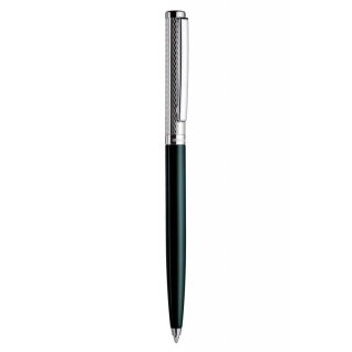 obrázek Kuličkové pero Otto Hutt Design 01 zelené - víčko vlnka