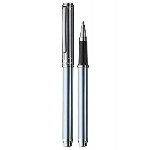 Keramické pero Otto Hutt Design 03 modré - víčko obdélník