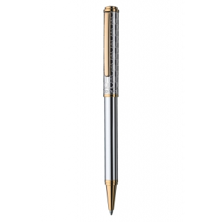 obrázek Kuličkové pero Otto Hutt Design 03 bicolor - víčko monogram