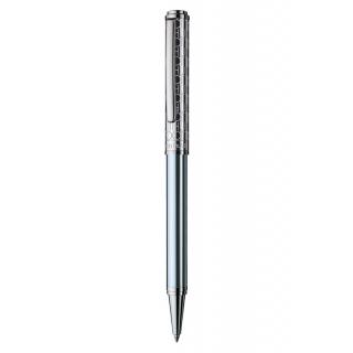 obrázek Kuličkové pero Otto Hutt Design 03 modré - víčko monogram