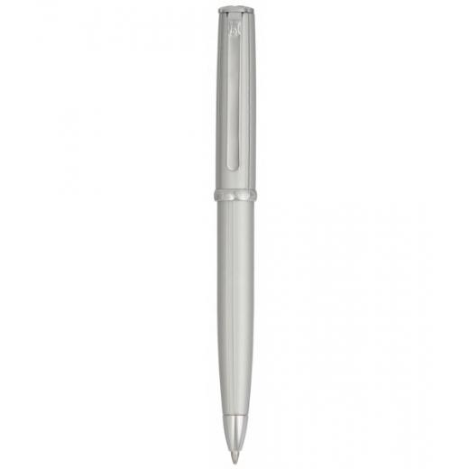 Kuličkové pero Helveco Bernina stříbrné
