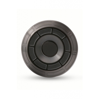 obrázek Manžetové knoflíčky Helveco Wheel Crown černé