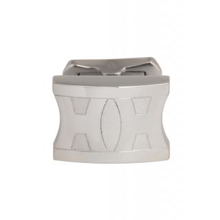 obrázek Manžetové knoflíčky Helveco 2H Collection - stříbrné
