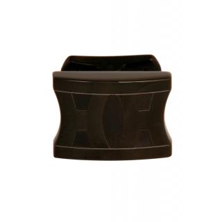 obrázek Manžetové knoflíčky Helveco 2H Collection - černé