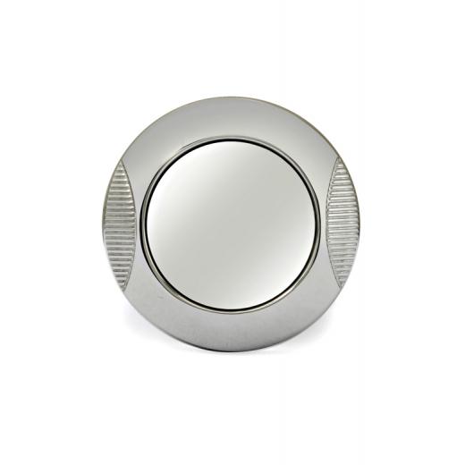 Manžetové knoflíčky Helveco Medallion - stříbrné
