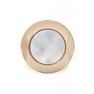 obrázek Manžetové knoflíčky Helveco Medallion - zlaté