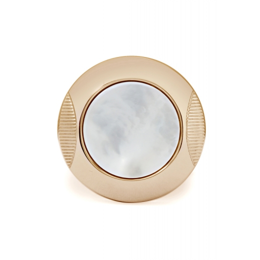 Manžetové knoflíčky Helveco Medallion - zlaté