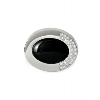 obrázek Manžetové knoflíčky Helveco Oval Collection - stříbrné