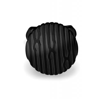 obrázek Manžetové knoflíčky Helveco Passion - černé