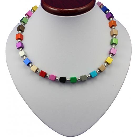 Náhrdelník Juvelis Cubes Multicolor
