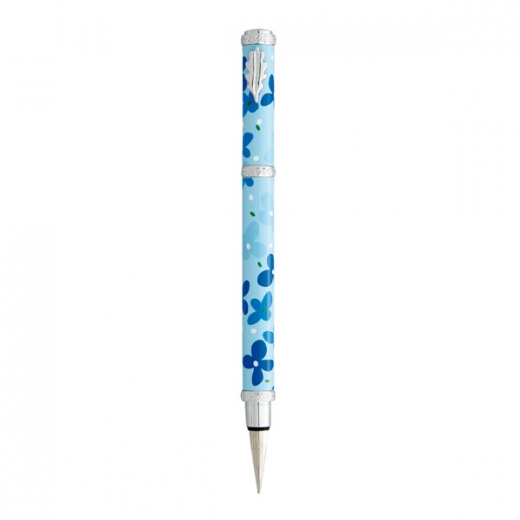 Plnící pero Ines de la Fressange Idylle - modrá