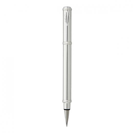 Plnící pero Ines de la Fressange Or Argent - stříbrná