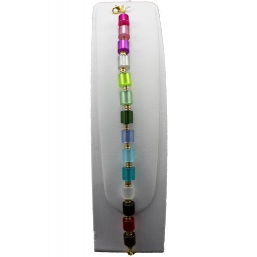 Náramek Juvelis Roll Multicolor