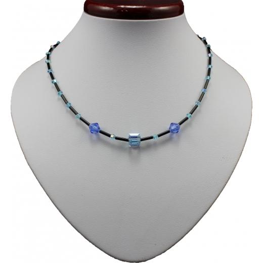 Náhrdelník Juvelis Stick Sapphire