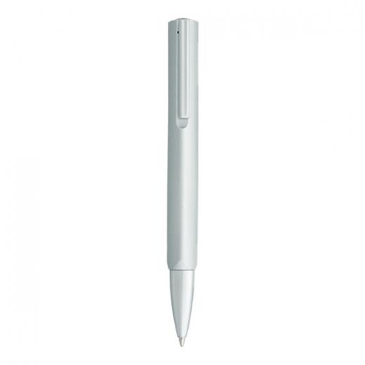 Kuličkové pero Vuarnet Delta - matně stříbrná