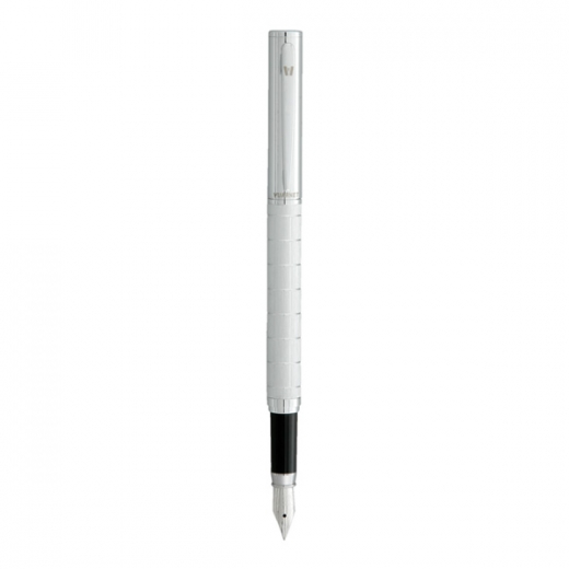 Plnící pero Vuarnet Swing - matně stříbrná