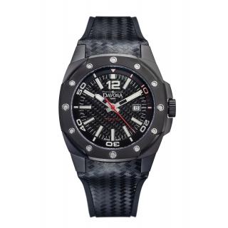 obrázek Pánské automatické hodinky Davosa Titanium - černé