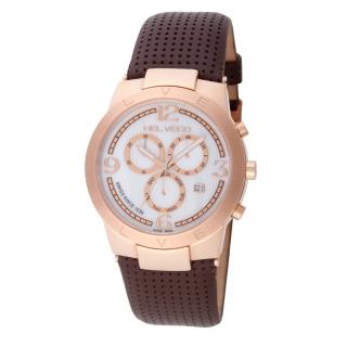 obrázek Pánské hodinky Helveco Constance Chrono - zlaté