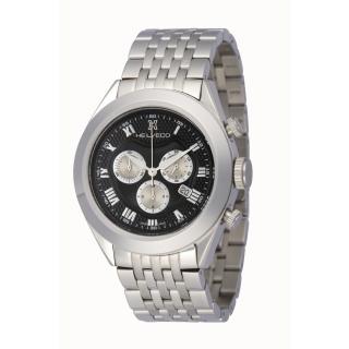 obrázek Pánské hodinky Helveco Davos Chrono - černé