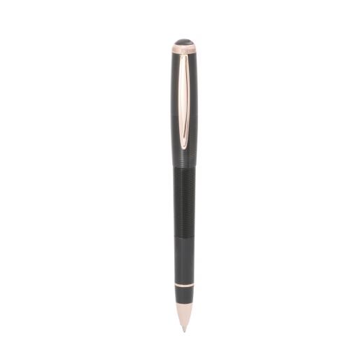 Kuličkové pero Helveco Bavaria černo - zlaté
