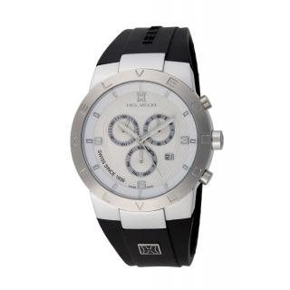 obrázek Pánské hodinky Helveco Constance Chrono - stříbrné