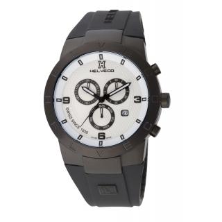 obrázek Pánské hodinky Helveco Constance Chrono - černé
