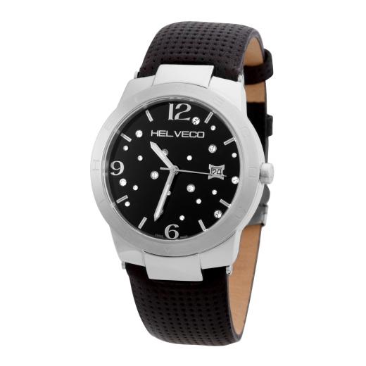 Pánské hodinky Helveco Constance - černé
