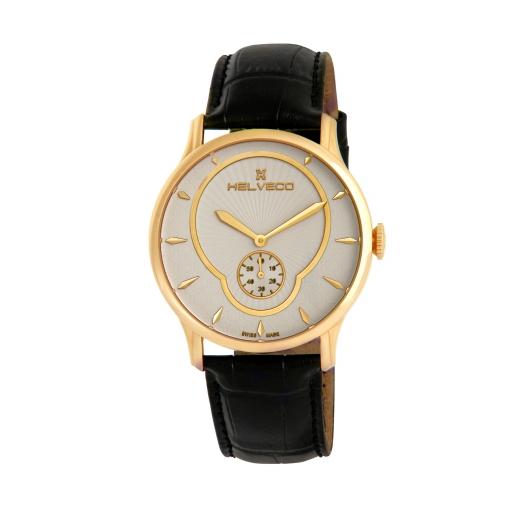 Pánské hodinky Helveco Montreux - zlaté