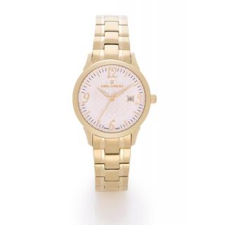 obrázek Dámské hodinky Helveco Sentier - zlaté