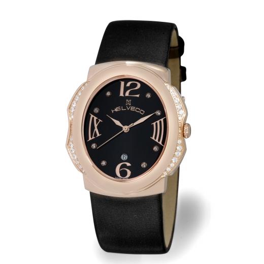 Dámské hodinky Helveco Bale - zlaté