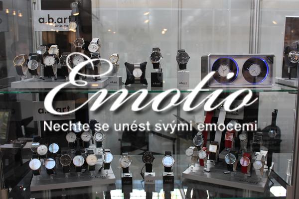 fd8ae338ef4 E-shop Emotio.cz vznikl z touhy nabídnout na českém trhu neotřelé značky  hodinek a psacích potřeb